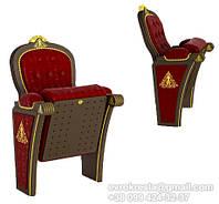 Новые театральные кресла