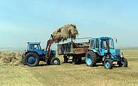 Техническое обслуживание гидравлической навесной системы тракторов МТЗ-80 (МТЗ-82)
