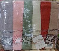 Полотенце банное махровое 70 х 140 Турция опт и розница, S903