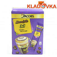 """Кофе """"Jacobs 3в1 MoccoLatte"""" (стики)"""