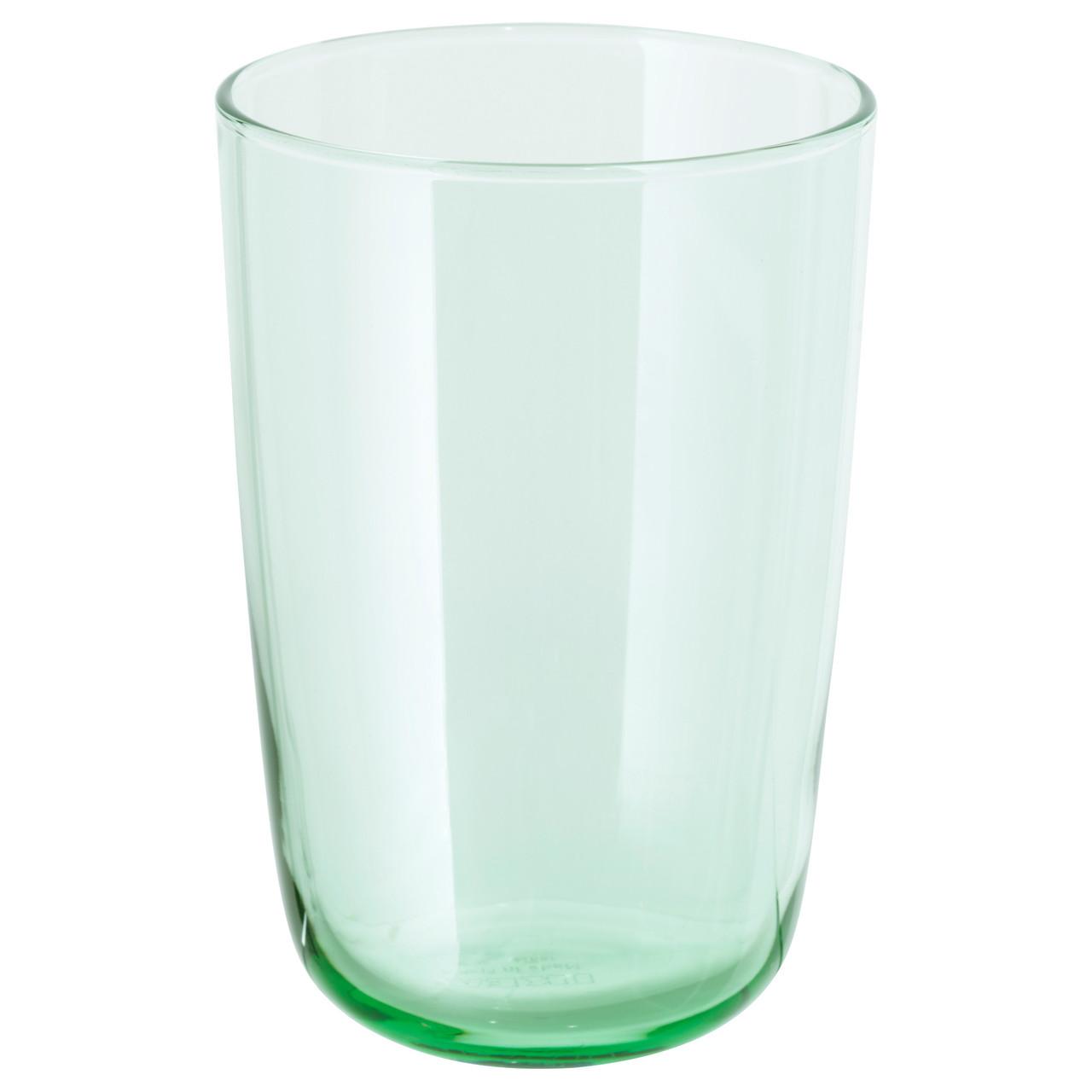"ИКЕА ""ИНТАГАНДЕ"" Стакан, светло-зеленый. 460мл."