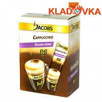 """Кофе """"Jacobs 3в1 Cappyccino"""" (стики)"""