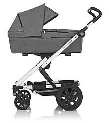Универсальная коляска 2 в 1 BRITAX GO NEXT2 Grey Melange/White
