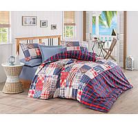 Комплект постельного белья евро размер ранфорс  cotton boxJOSE