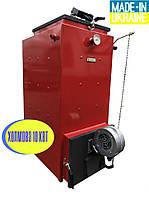Синергия УТИЛИЗАТОР 10 кВт твердотопливный котел шахтного типа (Холмова)