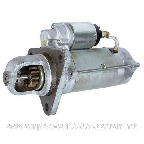 Стартер СТ-8902.3708000 КАМАЗ ЄВРО