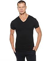Черная футболка мысик Ceylanoglu 047-2