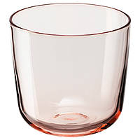 """ИКЕА """"ИНТАГАНДЕ"""" Стакан, светло-розовый. 260мл., фото 1"""