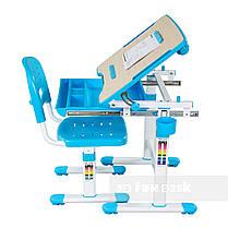 Детская парта и стульчик для дома FunDesk Bambino Blue, фото 3