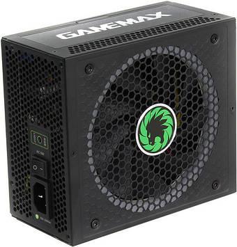 Блок питания 850W GameMax RGB850 14sm fan ATX
