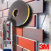 Рекомендации по работе с материалами 3M™ при монтаже облицовочных панелей