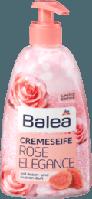 Крем мыло Balea Creme Seife Rose Elegance 500 ml (12 шт/уп)