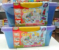 Набор для детского творчества в ящике, фото 1