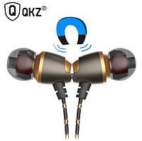 Наушники QKZ KZ DM11 с микрофоном, фото 1