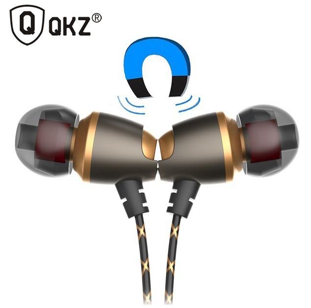 Наушники QKZ KZ DM11 с микрофоном