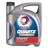 Моторное масло TOTAL QUARTZ  5L 7000 ENERGY  10W-40