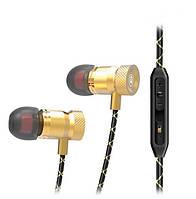 Наушники QKZ KZ X5 / X15m с микрофоном и регулятором громкости