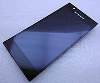 Модуль дисплея в сборе  Lenovo K900 (SD19A39424)