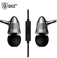 Наушники QKZ KZ X6 с микрофоном