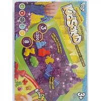 Набор для творчества Кинетический песок KidSand Danko Toys русский