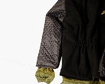 """Костюм зимовий гірський """"Гірка-Буря"""" Олива (зі знімним утеплювачем), фото 3"""