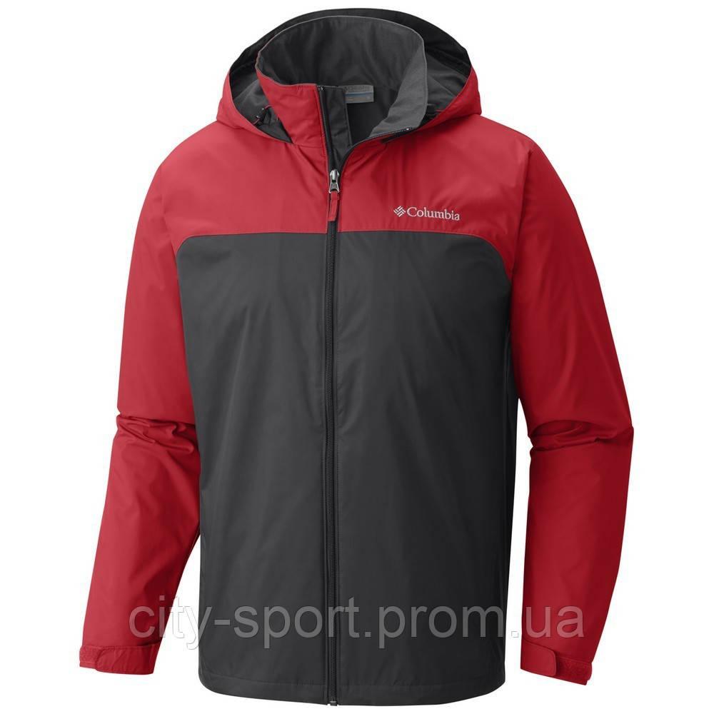 Ветровка мужская Columbia Glennaker Lake™ Lined Rain Jacket art.1771351-012  (WM0027 cd9723cdcb4