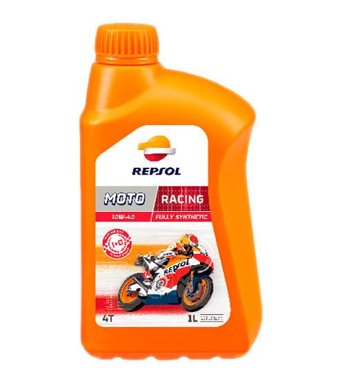 Моторное масло Repsol Moto Racing 4T 10W40 (1л)
