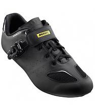 Обувь Mavic AKSIUM ELITE III Bk/W черно-белая