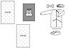 Комплект одягу та покриттів операційних для офтальмології № 7