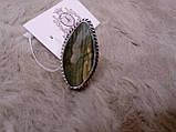 Кільце низький лабрадор в сріблі. Кільце з лабрадором 17 розмір Індія, фото 5