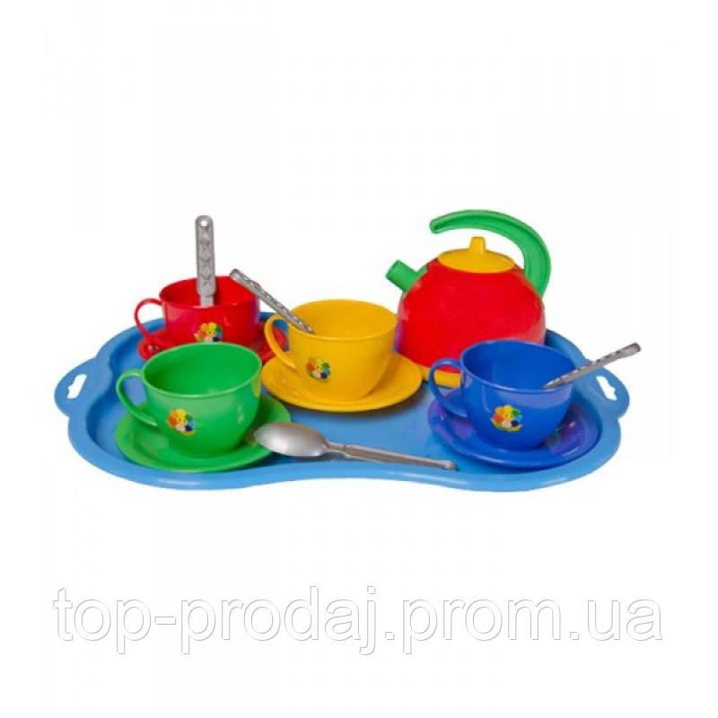 """""""Маринка 6"""" 1301, детская посудка, игрушечная посуда, игровой набор"""