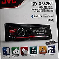 Автомагнитола JVC KD-X342BT