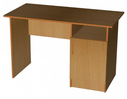 Стол с тумбой 120х60, фото 2