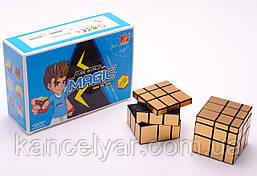 """Кубик-рубик """"3х3"""": золото, серебро, в ассортименте"""