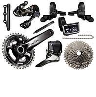 Велосипедні запчастини та компоненти