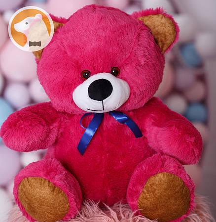 Плюшевый мишка Томми, 70 см, красный