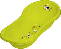 Детская ванна Funny Farm 100 см зеленая keeeper (8718.274)