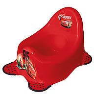 Детский горшок Cars красный keeeper (0012.18)