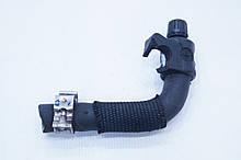 Прокладка приемной трубы глушителя Рено Сценик 2 (1.9 dCi). 7701058852. Б.У