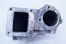 Корпус клапана ЕГР Рено Сценик 2 (1.9 dCi). 147171945R. Б.У