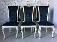 Изысканные стулья, Италия