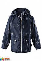Куртка демисезонная для мальчика Reima 521537, цвет 6844 REIMATEC 18