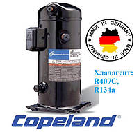 Компрессор спиральный Copeland ZR47 K3 PFJ 501/ 34450 BTU