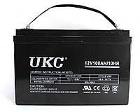 Аккумулятор BATTERY GEL 12V 100A, Гелевый аккумулятор,