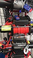 Лебедка Titanium 12000Lbs/12V на джип,евакуатор,лафет лебёдка