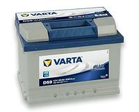 Автомобильный аккумулятор Varta BLUE Dynamic 60Ah (R+;L+)