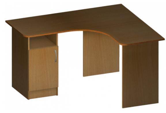 Стол угловой 136х120, фото 2