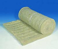 Маты минераловатные прошивные, обкладка - металлическая сетка Манье.
