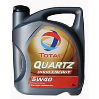 Моторное масло TOTAL QUARTZ 9000 ENERGY  5W-40 5L