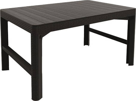 Стол Lyon rattan table, фото 2